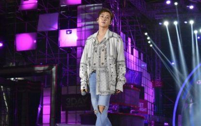 Donghae & Eunhyuk Gemparkan Panggung HUT Transmedia