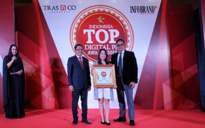 Polytron Terima Penghargaan Top Digital PR Award 2019