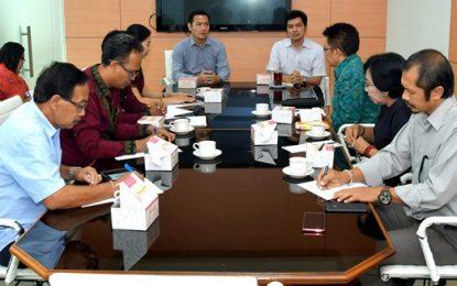 DPRD dan KPID Bali Sambangi KPI Pusat Bahas Perayaan Nyepi