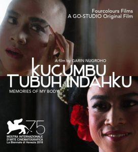 Poster Film Kucumbu Tubuh Indahku