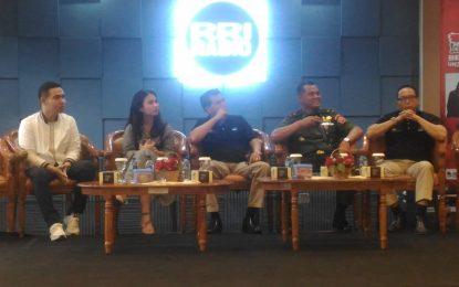"Konser Kebangsaan RRI ""Bela Negeriku Untuk Indonesia Damai"""