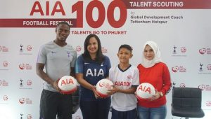 Foto 1 -AIA 100 Talents go to Phuket