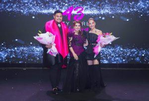 Ivan Gunawan, Livienne Russellia dan Nadia Purwoko