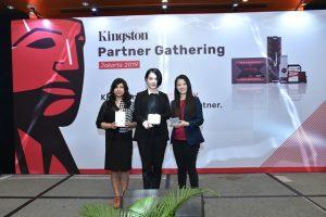 Konferensi Pers Kingston - 21 Maret 2019