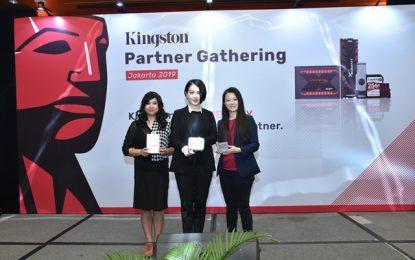 Kingston dan Mitra Resmi Menghadirkan Berbagai Solusi Penyimpanan Kualitas Tinggi