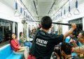 BEBAS, Film Layar Lebar Pertama yang Syuting di MRT Jakarta