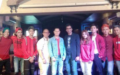 D'Seven Squad Rilis Lagu Indonesia