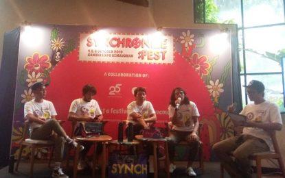 Synchronize Festival Siap Digelar Oktober 2019