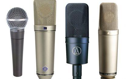 Memilih & Membeli Mikrofon (1)