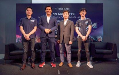 Southeast Asia Clash of Champions (SEACOC)  Menjadi Panggung Bagi Tim Singapura Menuju ke SEA Games