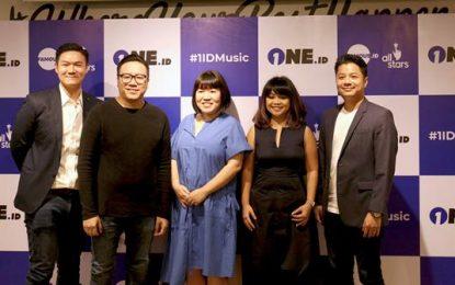 1ID Music Mencari Talenta Terbaik Indonesia!