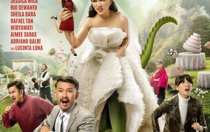 Bridezilla, Siap Ngamuk 1 Agustus 2019 di Bioskop!
