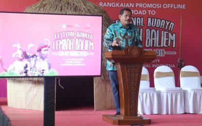 Festival Budaya Lembah Baliem 2019