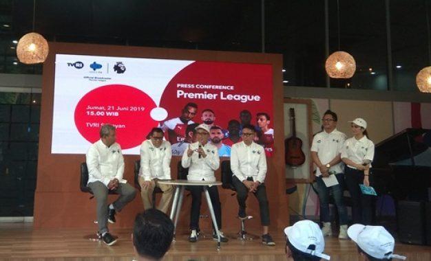 TVRI Siarkan Premier League Musim 2019/2020