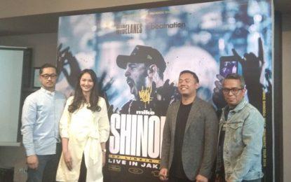 Mike Shinoda (Linkin Park) Siap Konser di Jakarta, 4 September 2019
