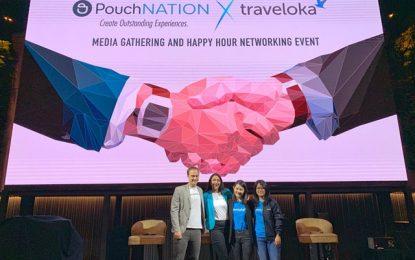 PouchNATION, Platform Solusi Offline-Ke-Online (O2O) Terkemuka untuk Acara dan Tempat Rekreasi di Asia, Amankan Putaran Investasi Seri B dari Traveloka dan SPH Ventures