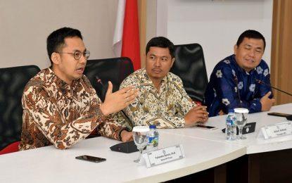 KPI Terima Kunjungan Serikat Pekerja Indonesia