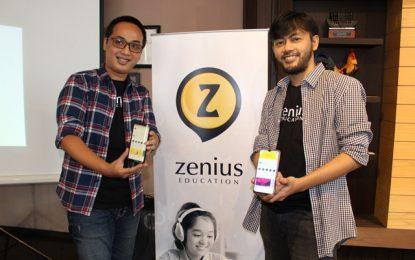 Zenius App, revolusi belajar Kini dalam Genggaman