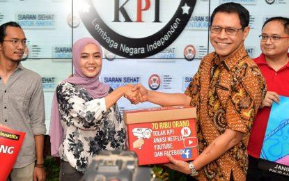 KPI Terima Petisi #KPIJanganUrusinNetflix