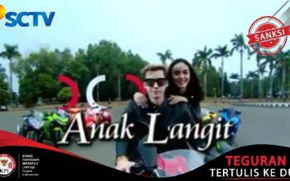 "KPI Menegur Keras Sinetron ""Anak Langit"" SCTV"