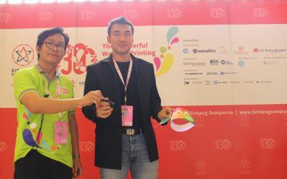 """""""The Wonderful World of Printing"""", 30 Tahun Perjalanan Bisnis Bintang Sempurna"""