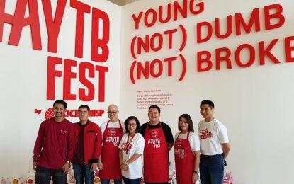 Melalui #TAYTB FEST, Bank OCBC NISP Menggandeng Millenials  Mewujudkan Mimpi