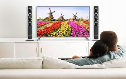 Polytron Luncurkan LED TV 4K UHD