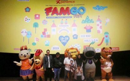 "FAMGOFEST 2019 ""KINGDOM OF HAPPINESS"" Siap Digelar"