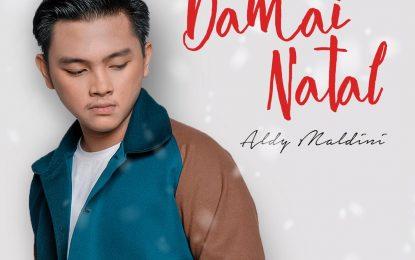 Aldy Maldini Luncurkan Single 'Damai Natal'