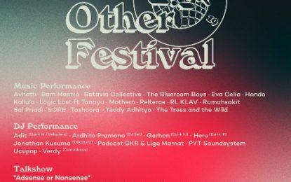 The Other Festival, Festival Lintas Bidang Seni dan Hiburan