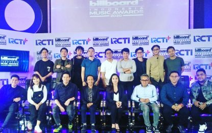 RCTI & Billboard Indonesia Hadirkan  Billboard Indonesia Music Awards 2020