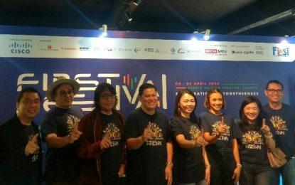 First Media Menghadirkan First Festival 2020 Selama Dua Hari