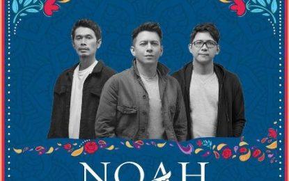 LOVE FEST 2020 – LOVE IS LIVE : NOAH Siap Hadir!