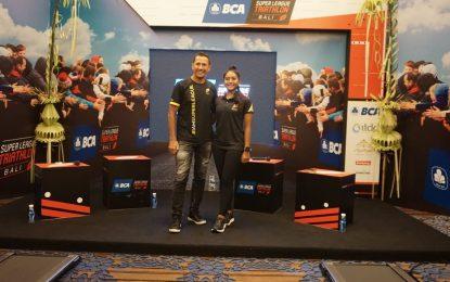 BCA Super League Triathlon Bali 2020 dengan Jadwal Baru, 13-14 Juni 2020.