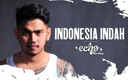 Echa Harahap Merilis Indonesia Indah