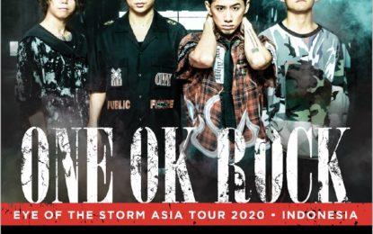 Konser ONE OK ROCK di Jakarta Ditunda!