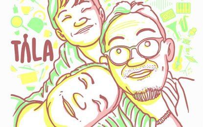 TALA: Album Pertama Trio Keluarga Bonita Adoy Pram