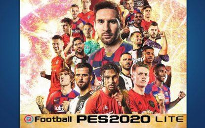 eFootball PES 2020 LITE Hadir di Skyegrid Cloud Gaming