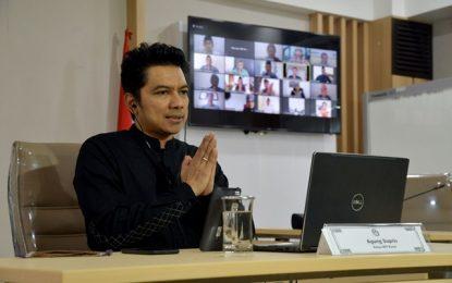 Masa Pandemi, KPI Pusat Dorong KPID Ketatkan Pengawasan TV Lokal