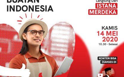 Gaungkan    Gerakan #BanggaBuatanIndonesia yuk!