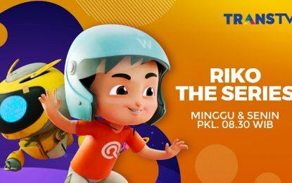 Riko The Series Tayang di TransTV