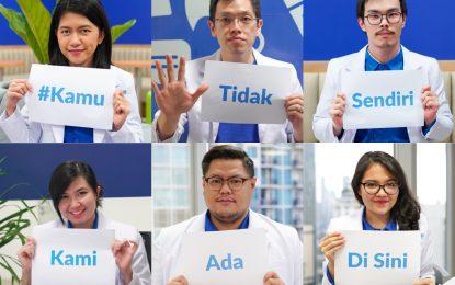 ALODOKTER dan KEMENKES Siapkan Dokter Pribadi Gratis untuk Setiap Pasien COVID-19