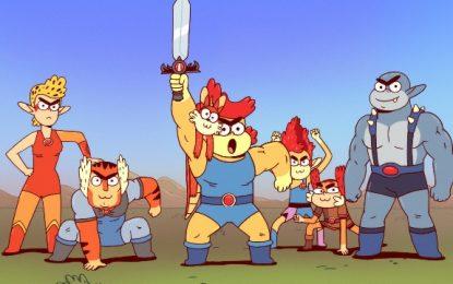 ThunderCats Hadir Kembali dengan Serial Komedi Terbaru di Cartoon Network