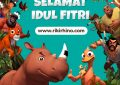 Website Interaktif Film Riki Rhino  Hadir Menemani Keluarga Indonesia #DiRumahAja