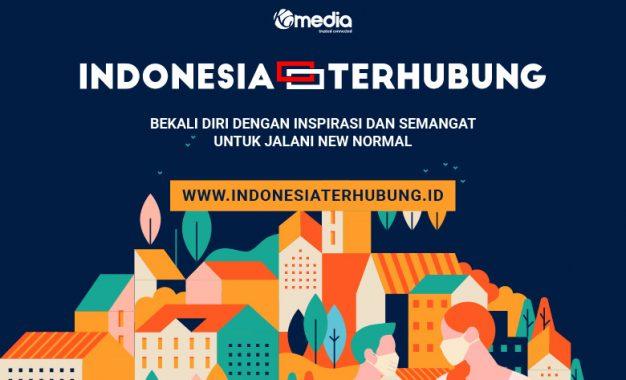 IndonesiaTerhubung.id Dihadirkan untuk Masyarakat pada Era Normal Baru