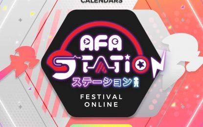 """""""AFA STATION Festival Online Week"""" Hadirkan Konten AFA ke Ranah Online!"""