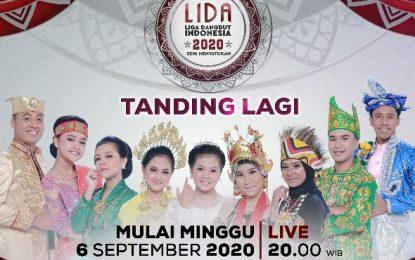 Top 9 LIDA 2020 Indosiar Tanding Lagi