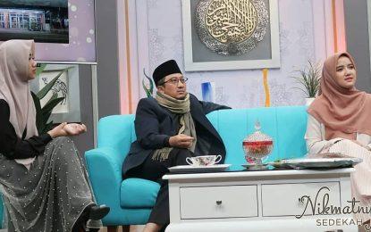 """Program """"Nikmatnya Sedekah"""" Bersama Ustad Yusuf Mansur di MNCTV"""