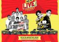 """""""NEW LIVE! EXPERIENCE"""", 29-30 Agustus 2020"""