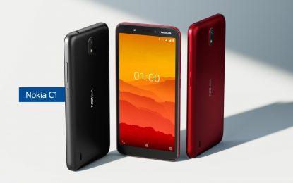 Tingkatkan Pengalaman Dengan Smartphone Nokia C1 Baru